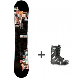 Pack Snowboard Loisirs