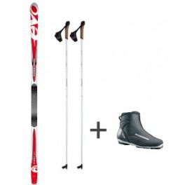 Pack Ski de fond Adulte