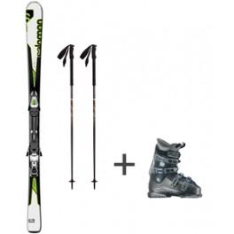 Pack Ski Loisirs BLEU