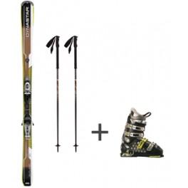 Pack Ski Sports ROUGE